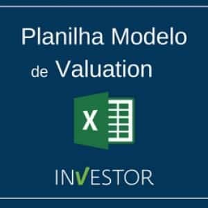 Planilha Modelo Valuation