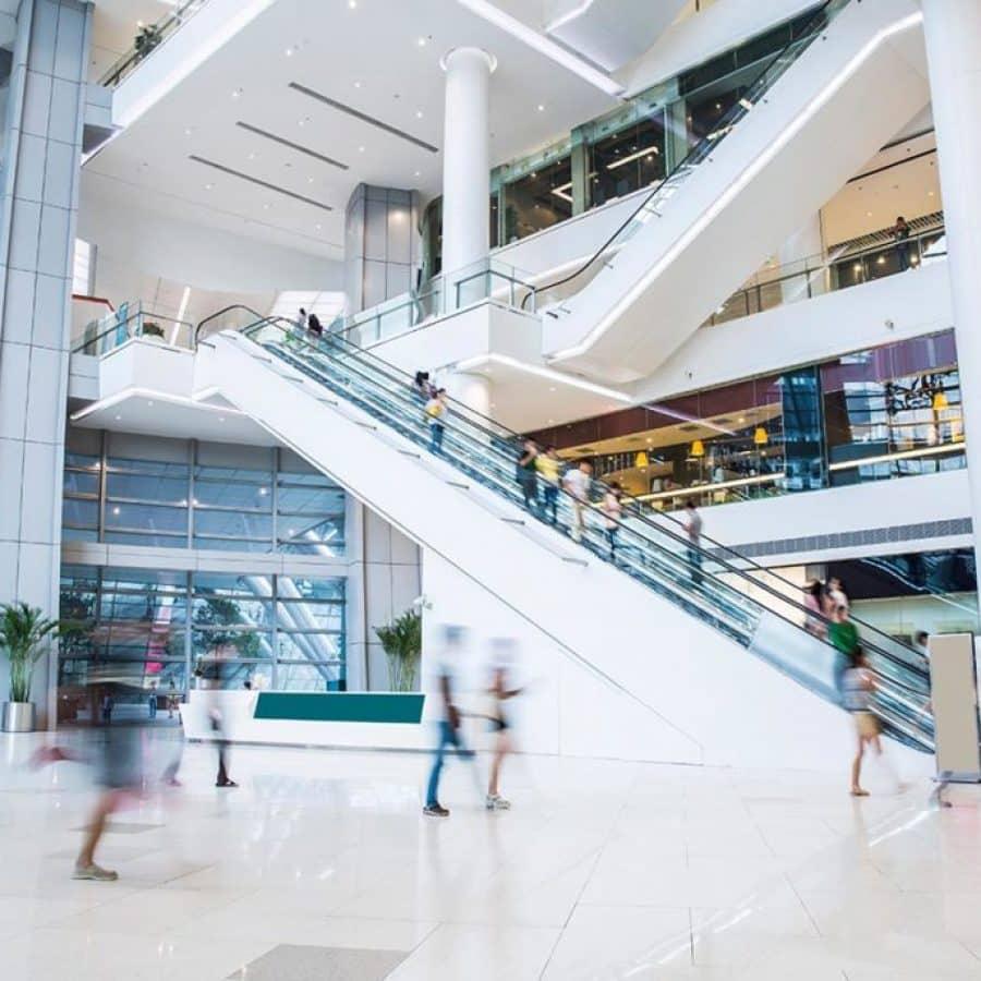 Avaliação de Shopping