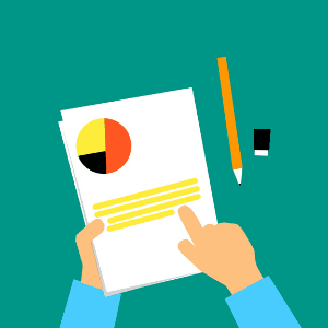 Relatório de gestão financeira