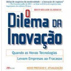 Capa livro O Dilema da Inovação