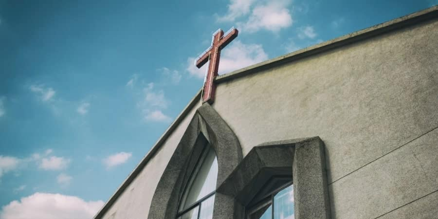 Foto de uma Igreja para ilustrar o controle patrimonial destinado para essas organizações