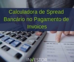 Calculadora spread bancário