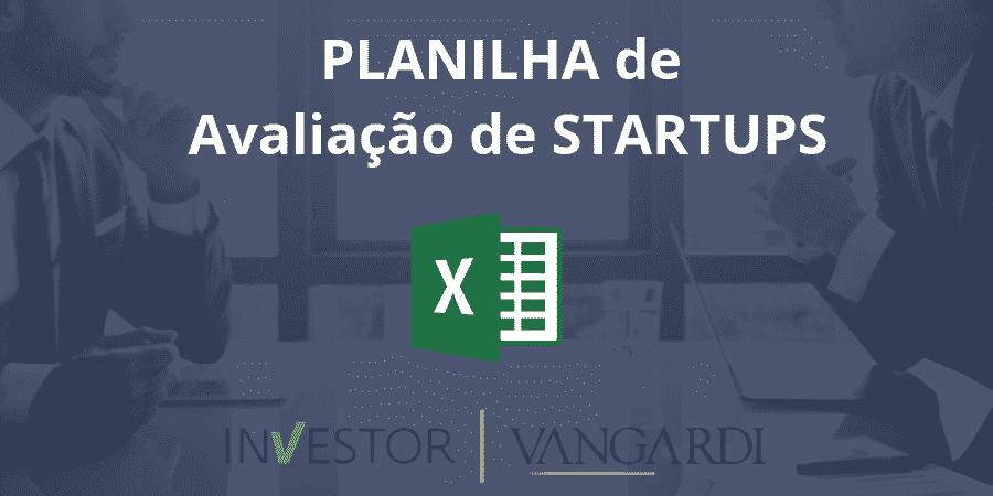 Plailha de Avaliação de Startup