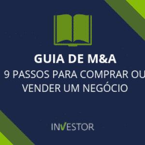 E-book Guia de M&A