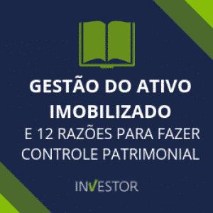 E-book Gestão do Ativo Imobilizado