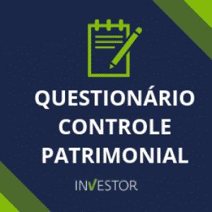 questionário controle patrimonial