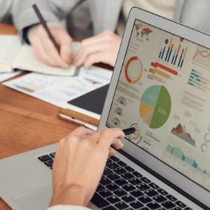 demonstração de resultados de fusões e aquisições