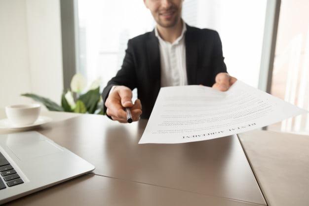 arrendamento mercantil contrato