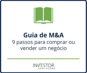 Capa material rico - Guia de M&A
