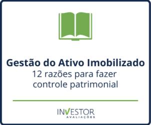 Capa material rico - Ebook Gestão do ativo imobilizado