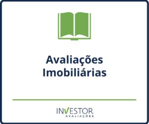 Capa material rico - Ebook Avaliações imobiliárias
