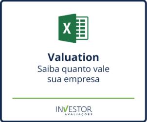 Capa material rico - Planilha de valuation