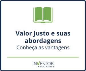Capa material rico - Ebook valor justo
