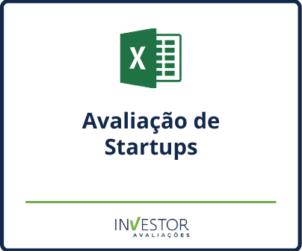 Capa material rico - Planilha avaliação de startup